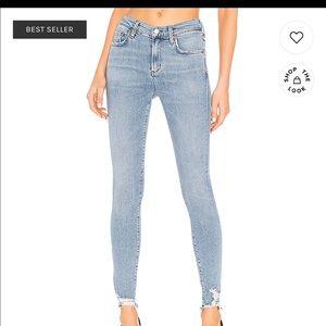 AGOLDE Sophie Crop Jeans 👖